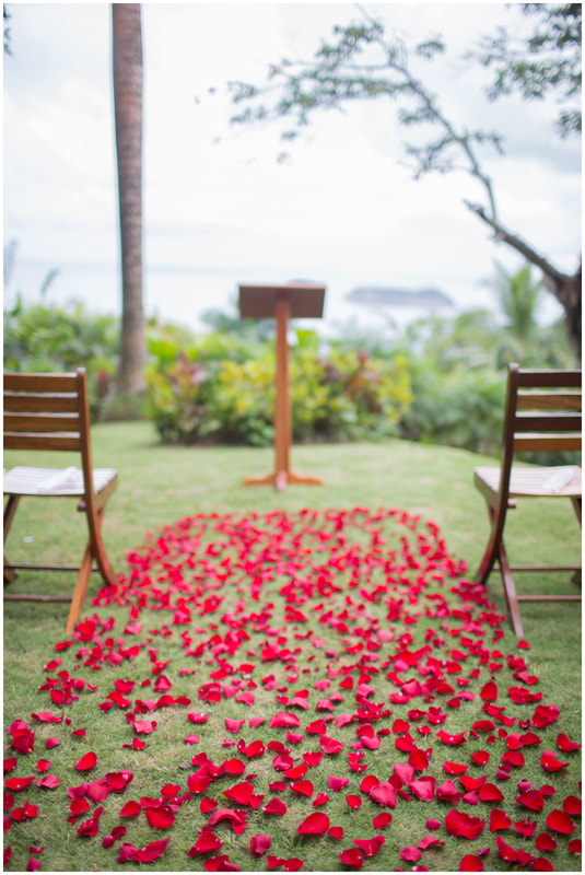 costa verde, grassy knoll, ceremony, photography