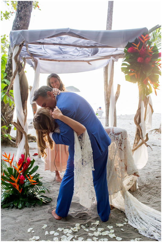 manuel antonio, costa rica, weddings