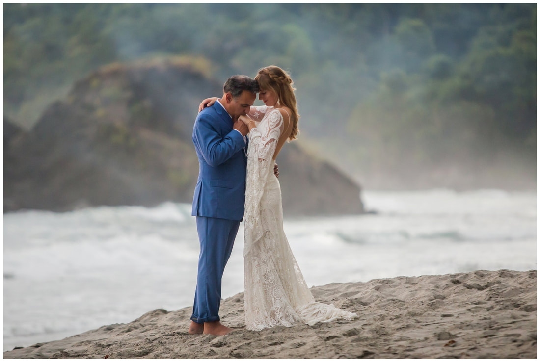 manuel antonio, destination wedding, photographer