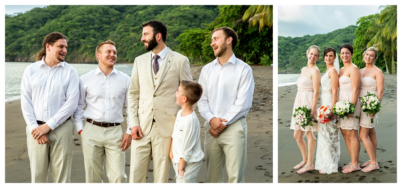 costa rica wedding photographers