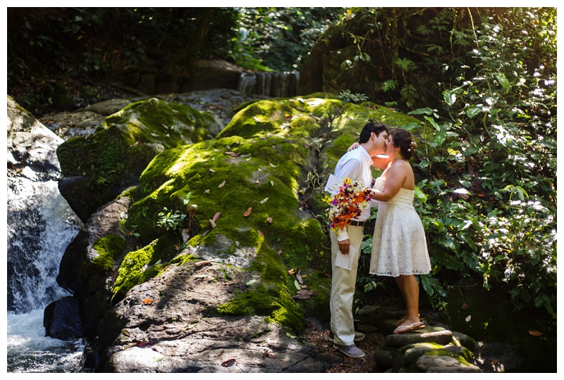 jungle wedding, costa rica