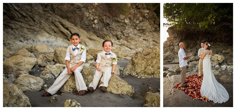 costa rica destination wedding photographer