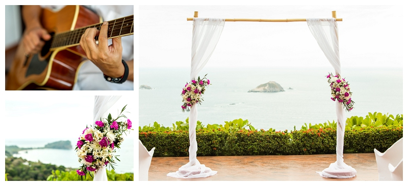 manuel antonio, wedding florists, merles flowers