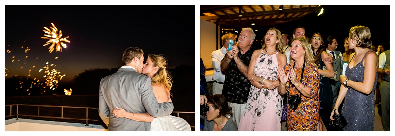 costa rica, fireworks, wedding, photography