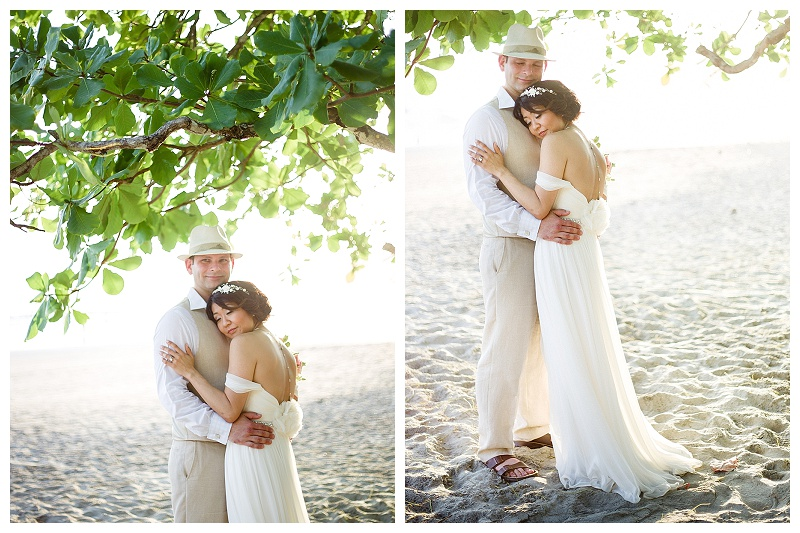 true love, pacific weddings, central america weddings, beach wedding portraits