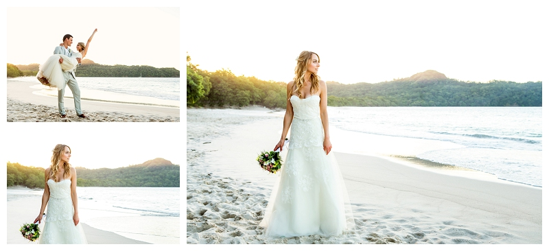 westin costa rica destination weddings