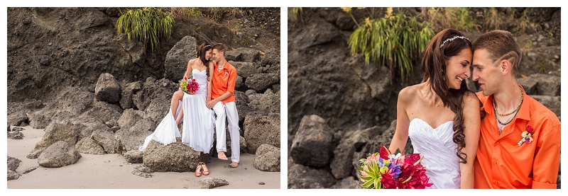 costa rica wedding photography affordable