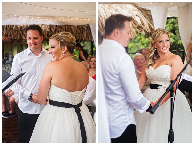 costa rica wedding ceremony, photography