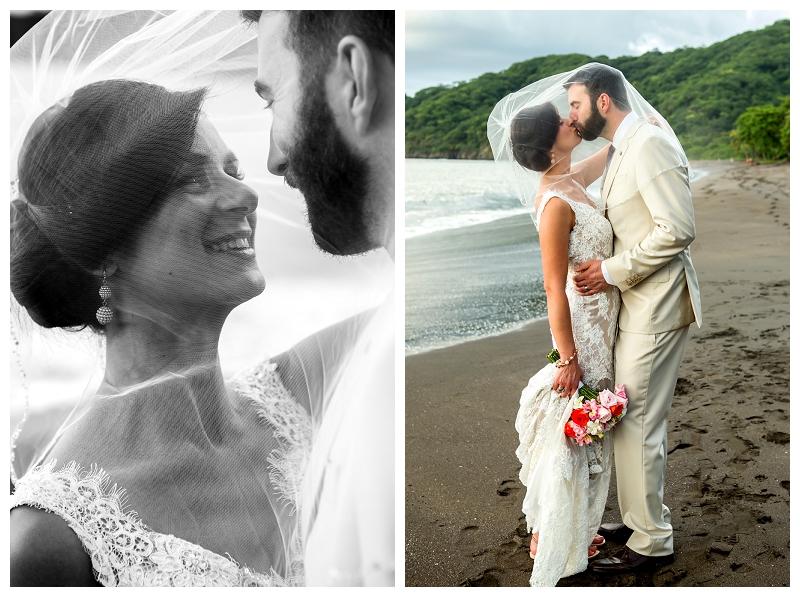 playa cocos, guanacaste, costa rica, wedding