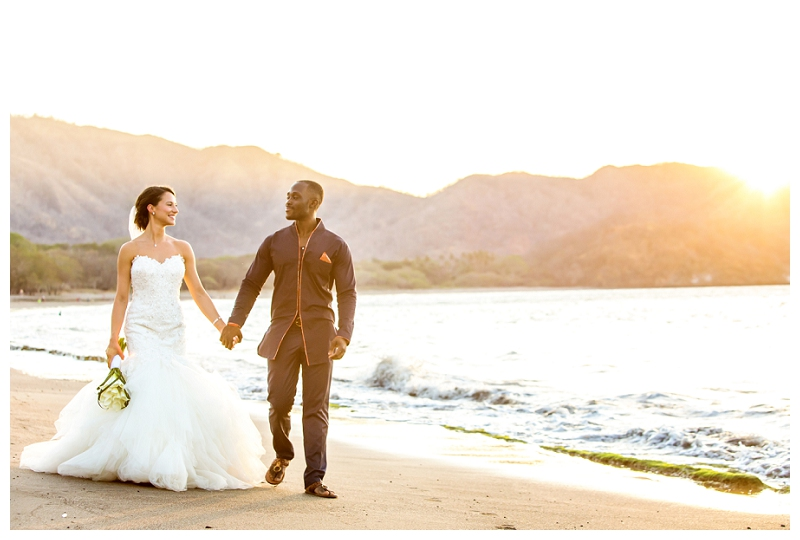 riu guanacaste, destination wedding photographers