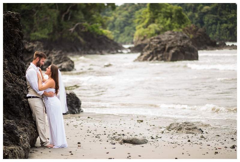 beach weddings, costa rica