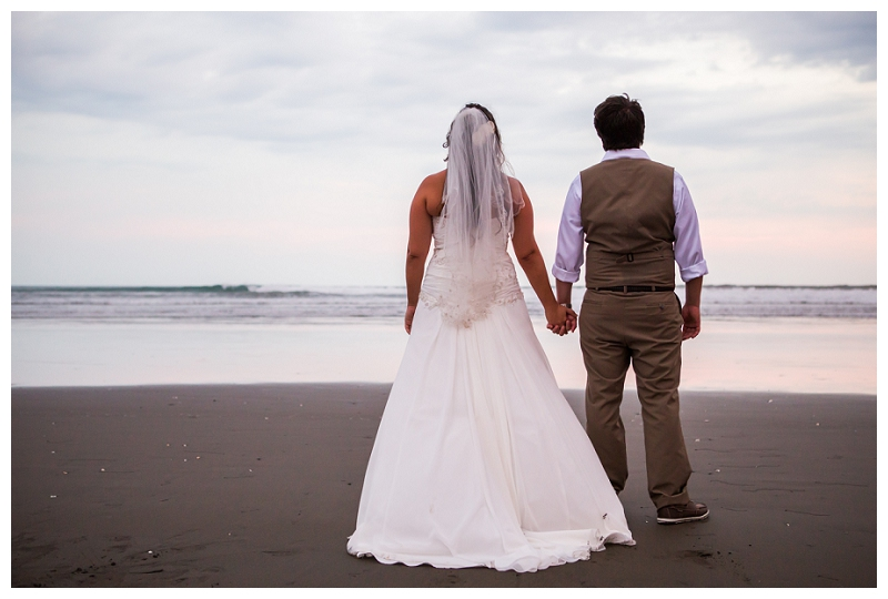 beach, wedding, costa rica