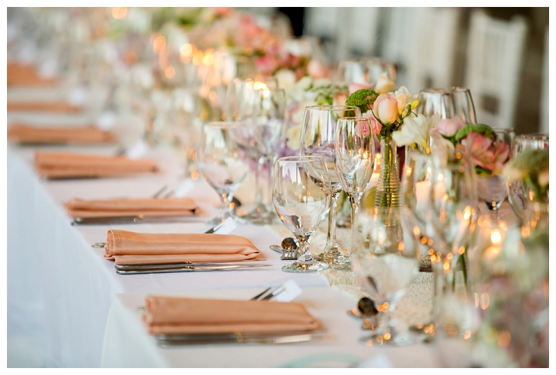 costa rica, wedding details, tablescape