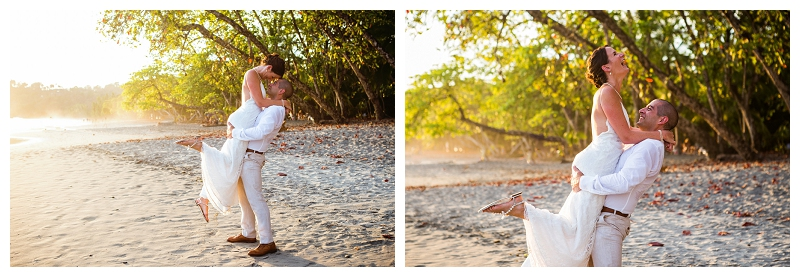 costa rica, wedding, photographer, inexpensive