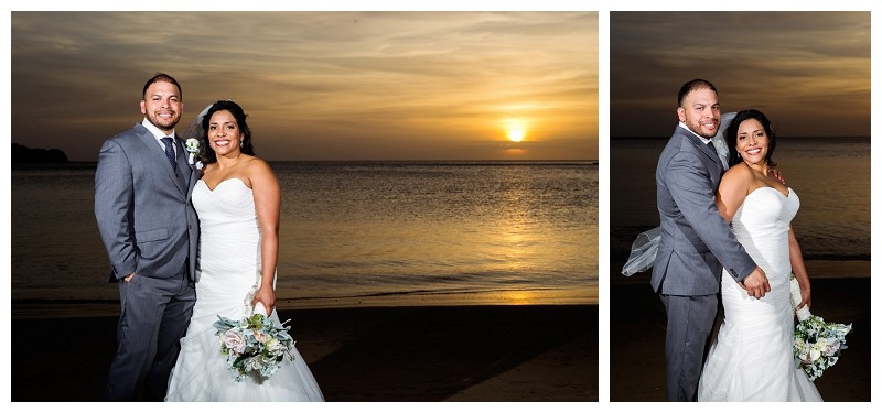 sunset wedding, costa rica, dreams