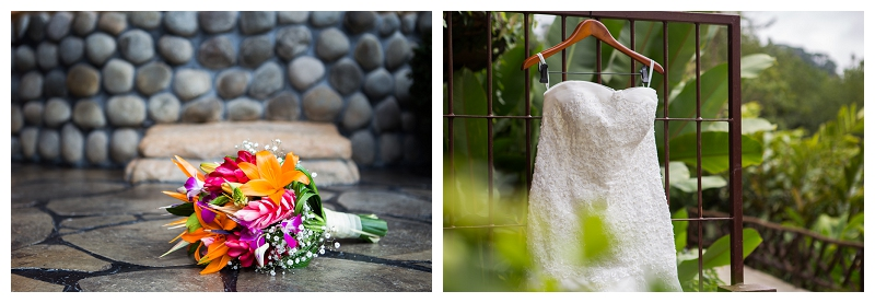 la paz waterfall gardens, costa rica, weddings