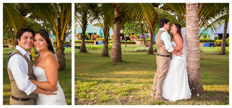 costa rica. beach, wedding, photography