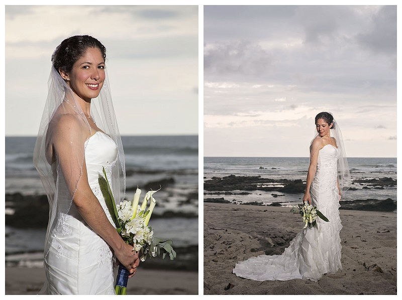 bride, costa rica, wedding photography