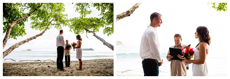 manuel antonio, vow renewal, photography