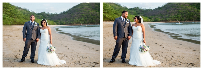 dreams las mareas, destination wedding