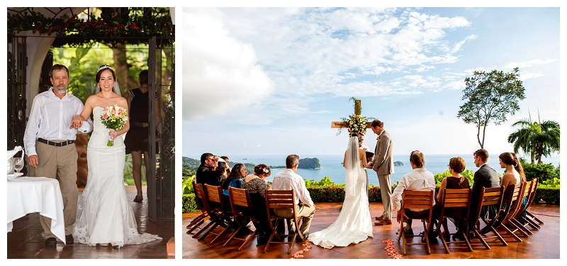 manuel antonio, ceremony venue
