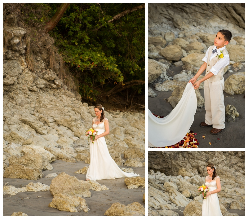 costa rica, elopement, destination