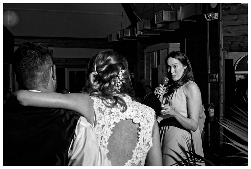 wedding toast, maid of honor