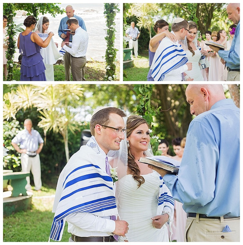 Jewish ceremony, costa rica, photography