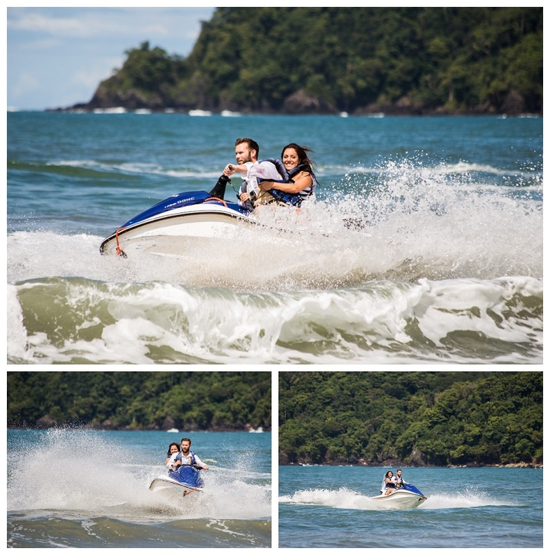 costa rica, jet ski, photography