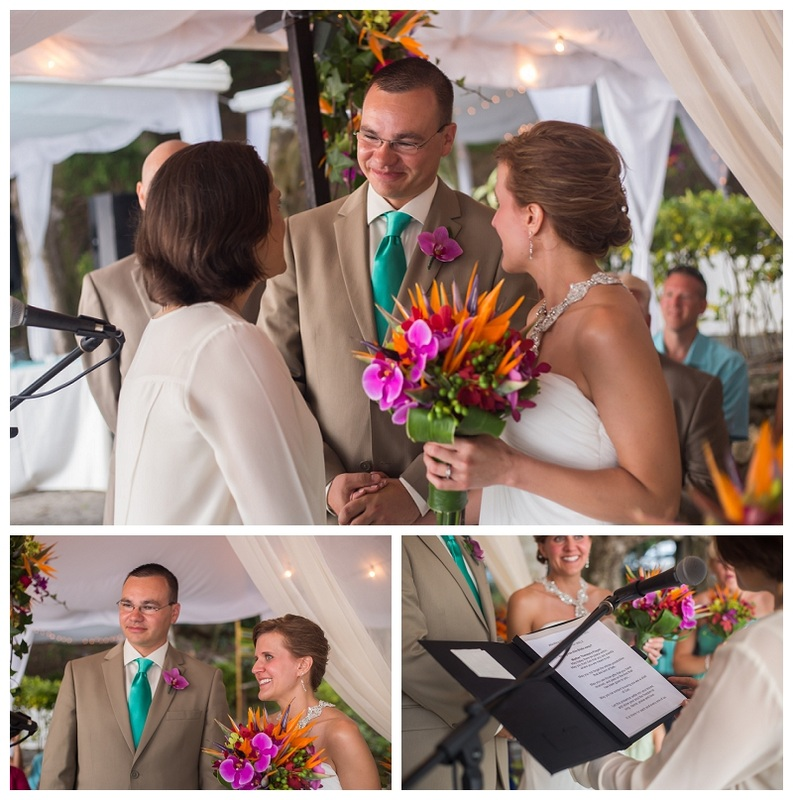ana castro, wedding officiant, costa rica
