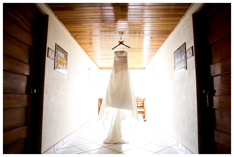 costa verde hotel, manuel antonio, wedding