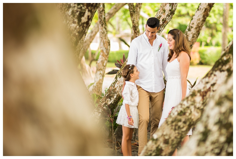 manuel antonio family portraits