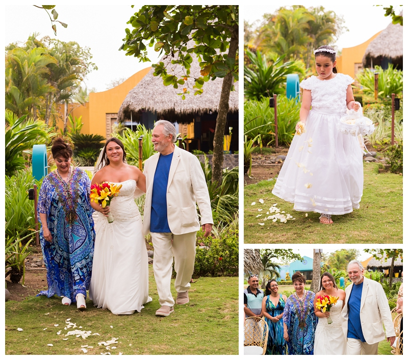 alma del pacifico, costa rica, wedding