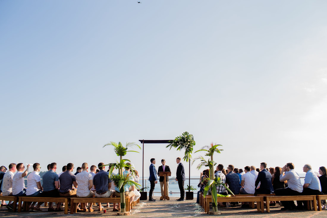 costa verde hotel, wedding, photographers